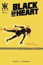 Black of Heart no. 1 (2020 Series) (MR)