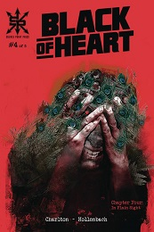 Black of Heart no. 4 (2020 Series) (MR)