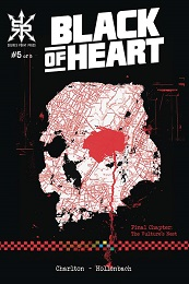 Black of Heart no. 5 (2020 Series) (MR)