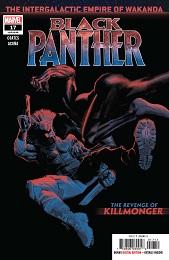 Black Panther no. 17 (2018 Series)