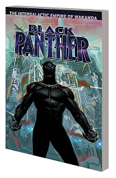 Black Panther Book 8: The Intergalactic Empire of Wakanda Part 3 TP