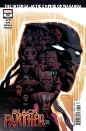 Black Panther no. 22 (2018 Series)
