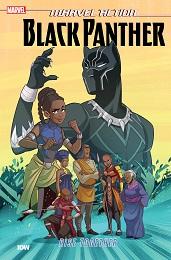 Marvel Action Black Panther Book 2: Rise Together TP