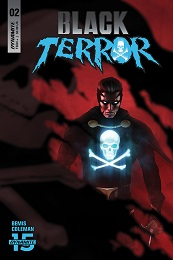 Black Terror no. 2 (2019 Series)