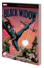 Black Widow Epic Collection: Beware Black Widow TP