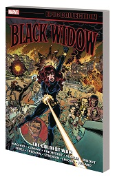 Black Widow Epic Collection: Coldest War TP
