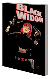 Black Widow Complete Collection TP