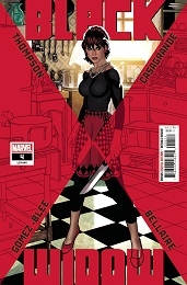 Black Widow no. 4 (2020 Series)