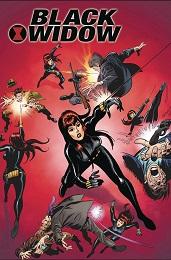 Black Widow Poster Book TP