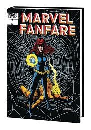 Marvel Fanfare: Black Widow Strikes Omnibus HC