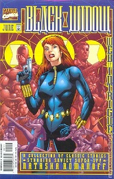 Black Widow: Web of Intrigue (1999) One-Shot - Used