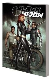 Black Widow: Widowmaker TP
