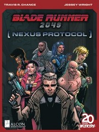 Blade Runner 2049: Nexus Protocol Board Game