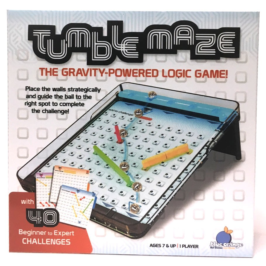 Tumble Maze Board Game