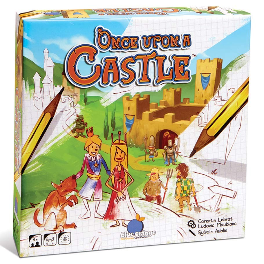 Once Upon A Castle Dice Game