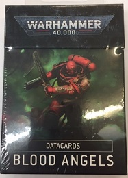 Warhammer 40K: Datacards: Blood Angels 41-04