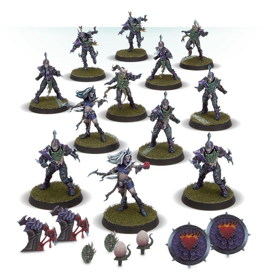 Blood Bowl: Naggaroth Nightmares 200-54