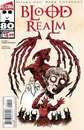 Blood Realm Volume 1 no. 1 (2019 Series) (MR)