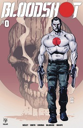 Bloodshot no. 0 (2019 Series) (Bachs)