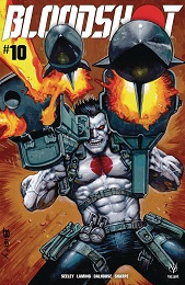 Bloodshot no. 10 (2019 Series) (A Cover)
