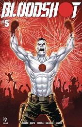 Bloodshot no. 5 (2019 Series) (Tucci)