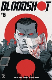 Bloodshot no. 5 (2019 Series) (Shalvey)