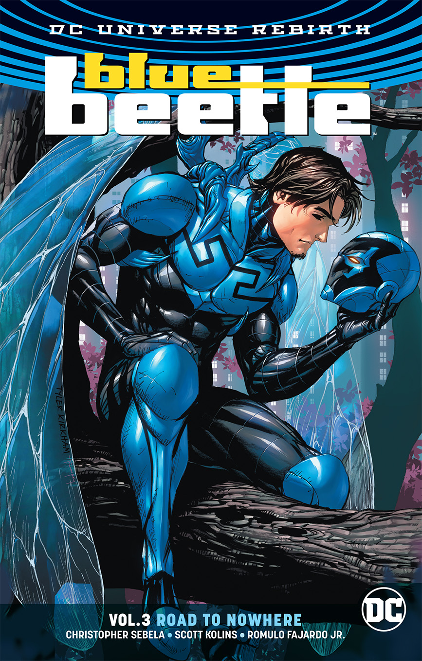 Blue Beetle: Volume 3: Road to Nowhere TP