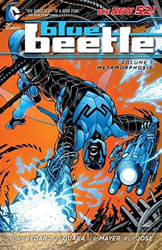 Blue Beetle Volume 1: Metamorphosis - Used
