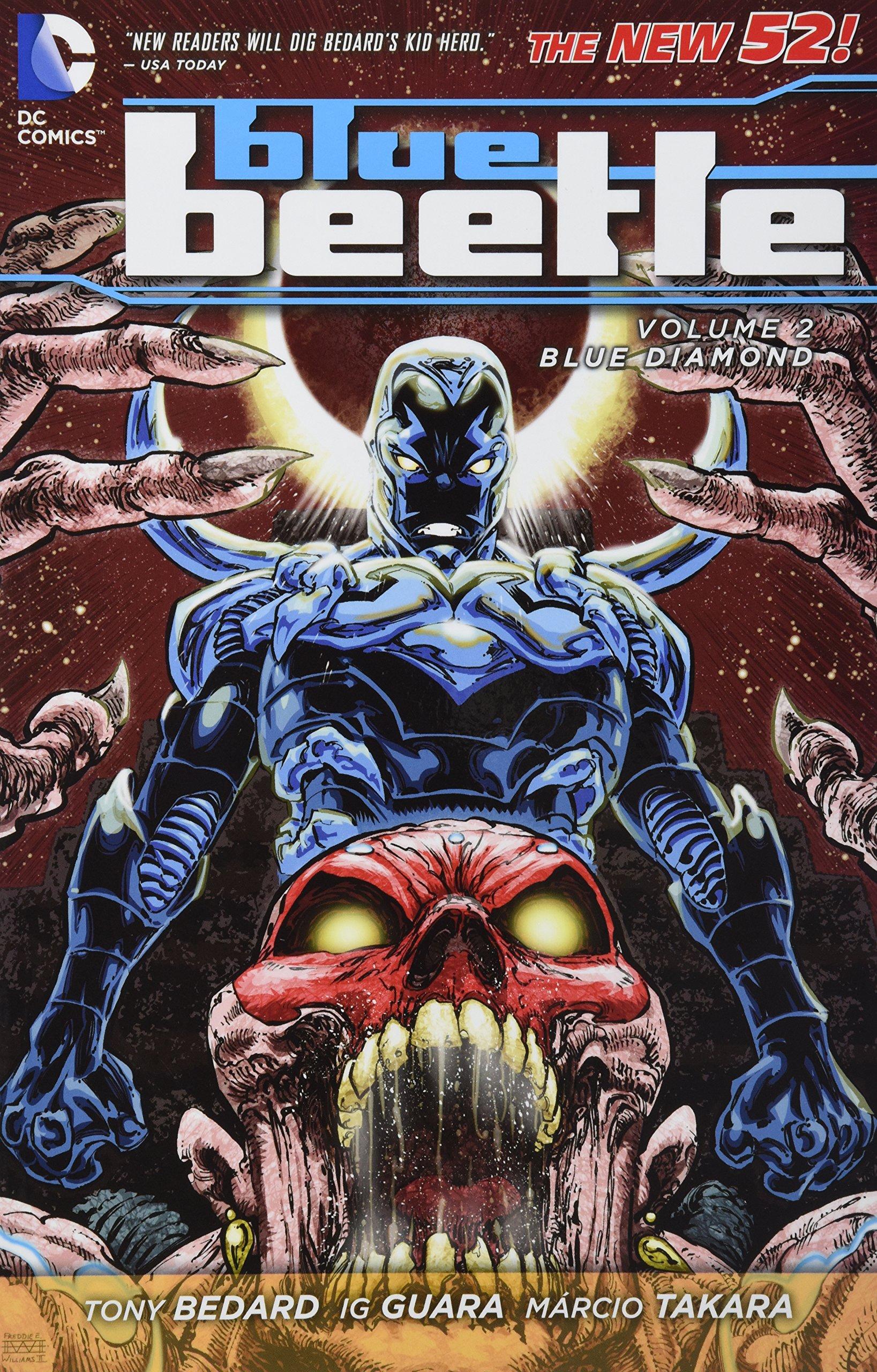 Blue Beetle Volume 2: Blue Diamond - Used