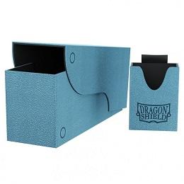 Deck Box: Dragon Shield: Nest + 300 Blue/Black