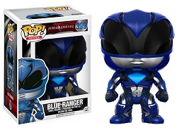 Funko POP: Power Rangers: Blue Ranger- Used