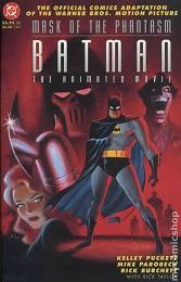 Batman The Animated Movie: The Mask of the Phantasm (1993) One-Shot - Used