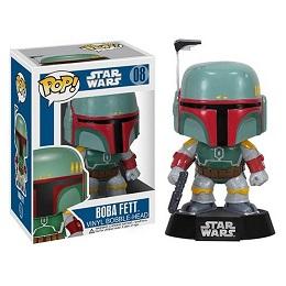 Funko POP: Star Wars: Boba Fett Bobble Head
