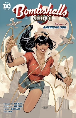Bombshells: United: Volume 1 TP