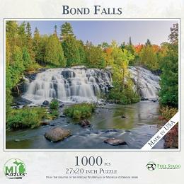 Bond Falls Puzzle (1000 Pieces)