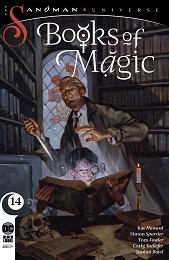 Books of Magic no. 14 (2018 Series) (MR)
