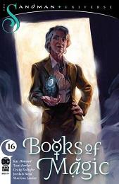 Books of Magic no. 16 (2018 Series) (MR)