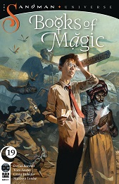 Books of Magic no. 19 (2018 Series) (MR)