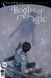 Books of Magic no. 18 (2018 Series) (MR)
