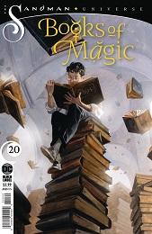 Books of Magic no. 20 (2018 Series) (MR)