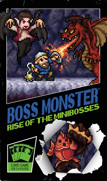 Boss Monster 3: Rise of the Minibosses Card Game
