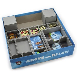 Folded Space: Box Insert: Above and Below and Expanded Edition Exclusive Token Set