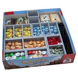 Folded Space: Box Insert: Quacks of Quedlinburg