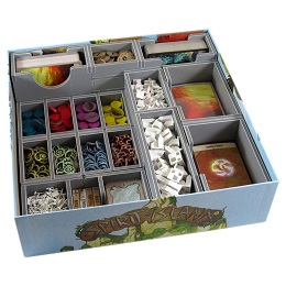 Folded Space: Box Insert: Spirit Island and Branch and Claw Expansions