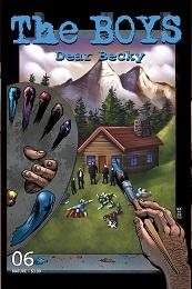The Boys: Dear Becky no. 6 (2020 Series) (MR)
