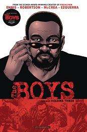 The Boys Omnibus Volume 3 TP