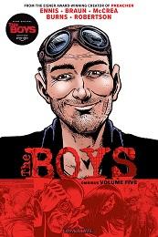 The Boys Omnibus Volume 5 TP