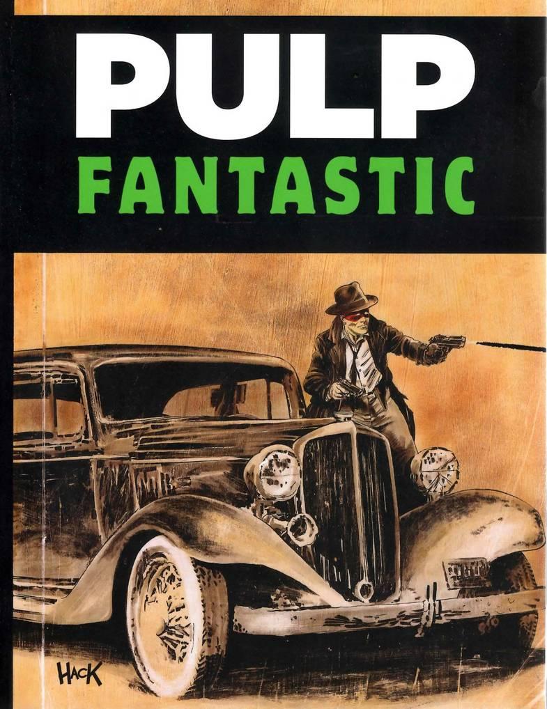 Pulp Fantastic HC - Used