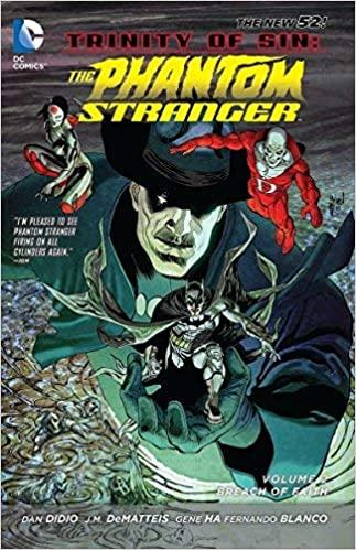 Trinity of Sin: The Phantom Stranger: Volume 2: Breach of Faith TP - Used