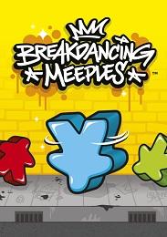 Breakdancing Meeples Card Game